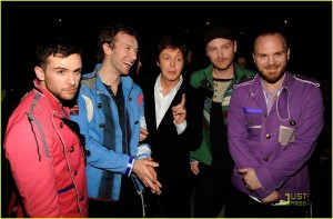 Imagenes de Coldplay