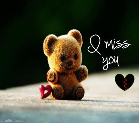 pictures miss you